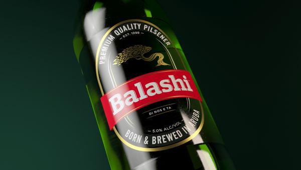 Balashi Beer