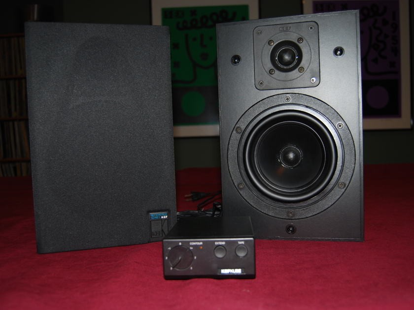 KEF 102 Reference with Kube