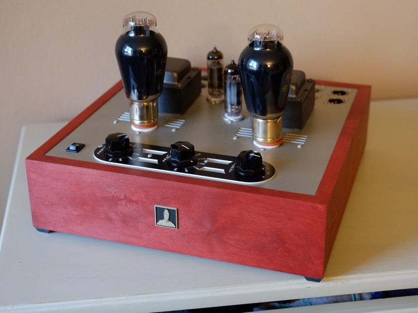 Bottlehead BeePree 300B with BeeQuite excellent sound
