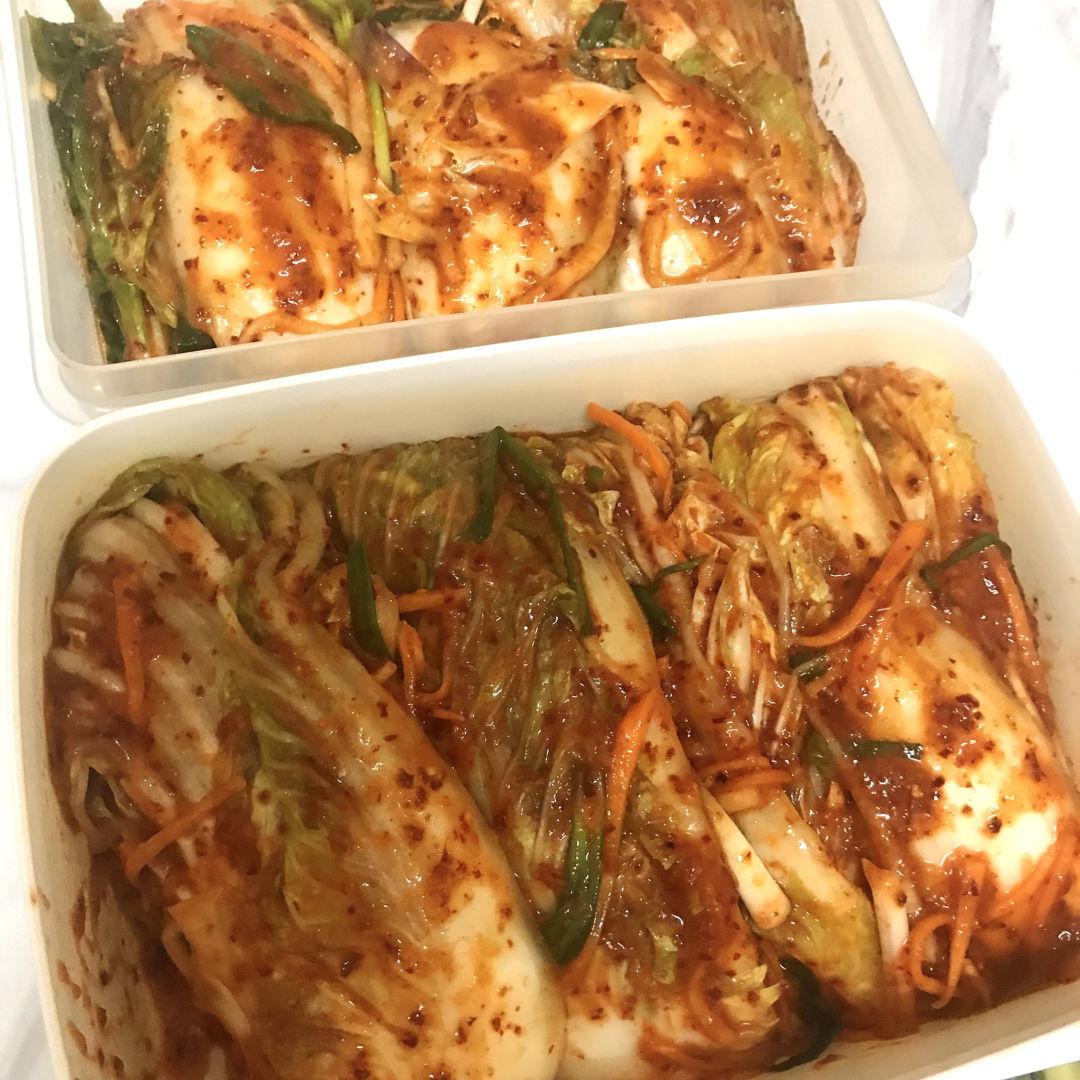 Simply love this kimchi recipe!!! Super delicious 🤤 👍🏻❤️