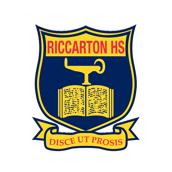 Riccarton High School logo