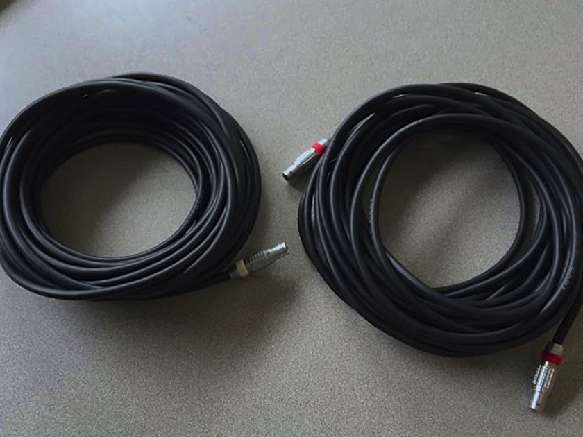Krell CAST Cables 10 meter pair