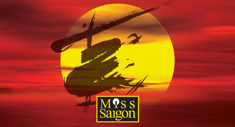 Miss Saigon: The 25th Anniversary Performance courtesy of Universal Pictures, UPHE Content Group.