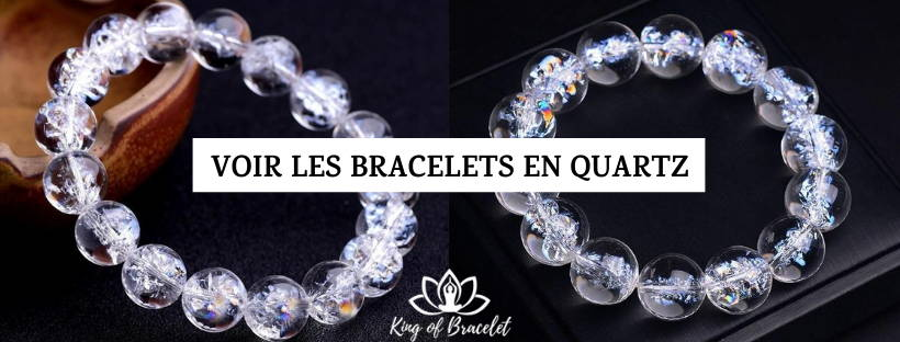 Bracelet Quartz Fantôme - King of Bracelet