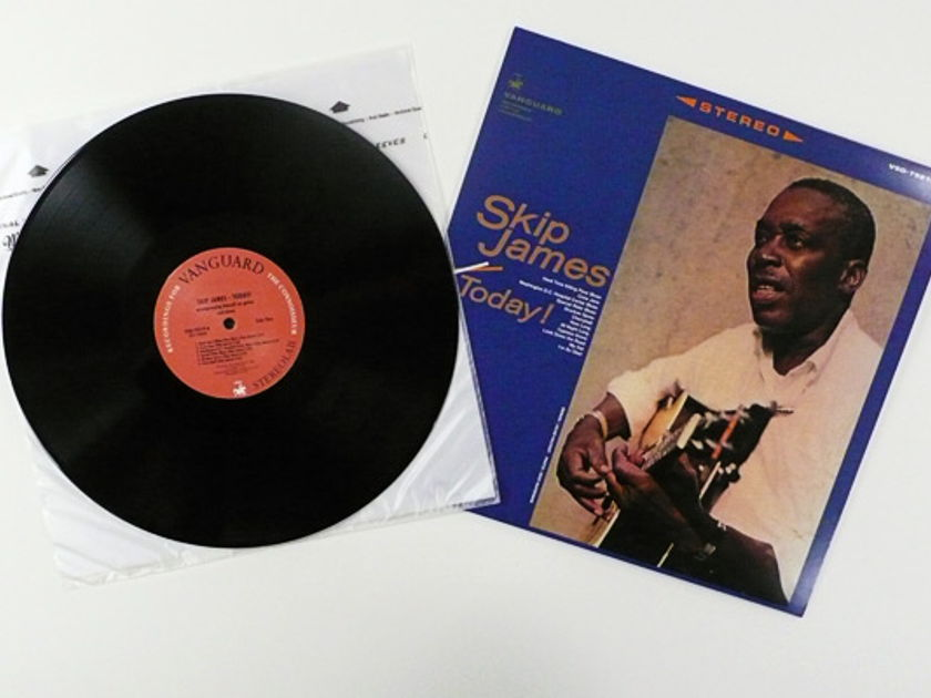 Skip James :: -  Today!