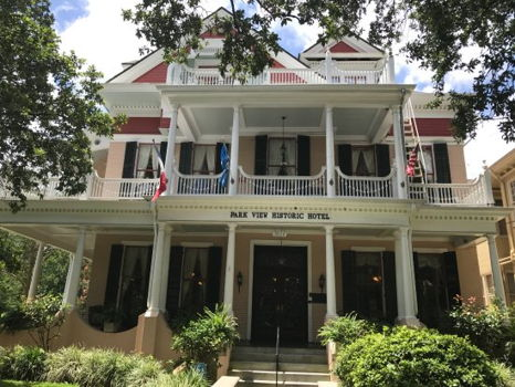 2-Night Stay at Park View Historic Hotel & Guest House