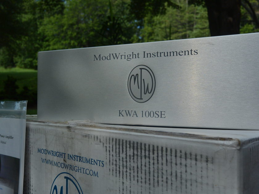 ModWright  LLC KWA-100SE For Sale.  Price includes CONUS shipping and PayPal fees.