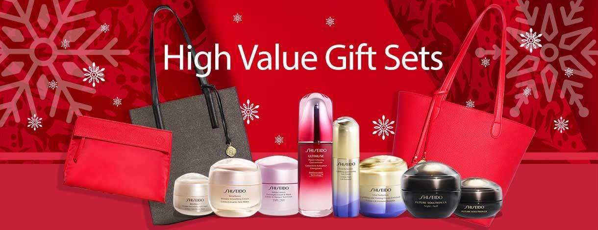 Shiseido Free Gift Sets