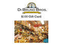 $100 Gift Card to Di Bruno Bros