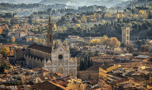 А если попробовать Флоренцию на вкус?
