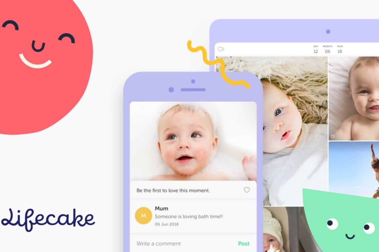Best Apps To Capture Your Baby's First Year