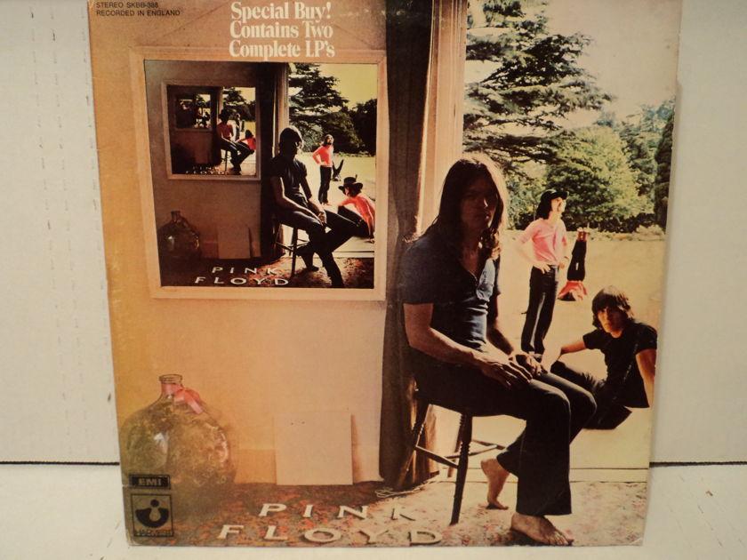 Pink Floyd - Ummagumma Harvest SKBB 388