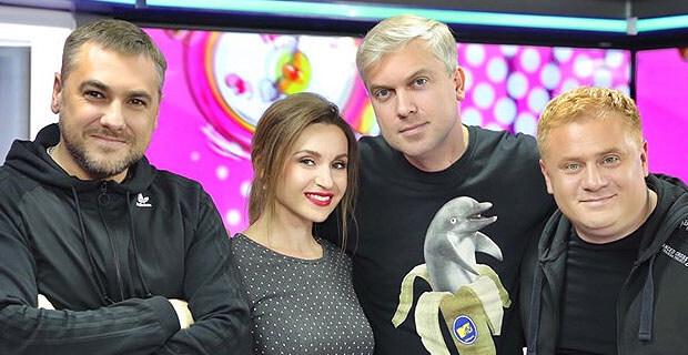 Сергей Светлаков в гостях у «Русских Перцев» - Новости радио OnAir.ru