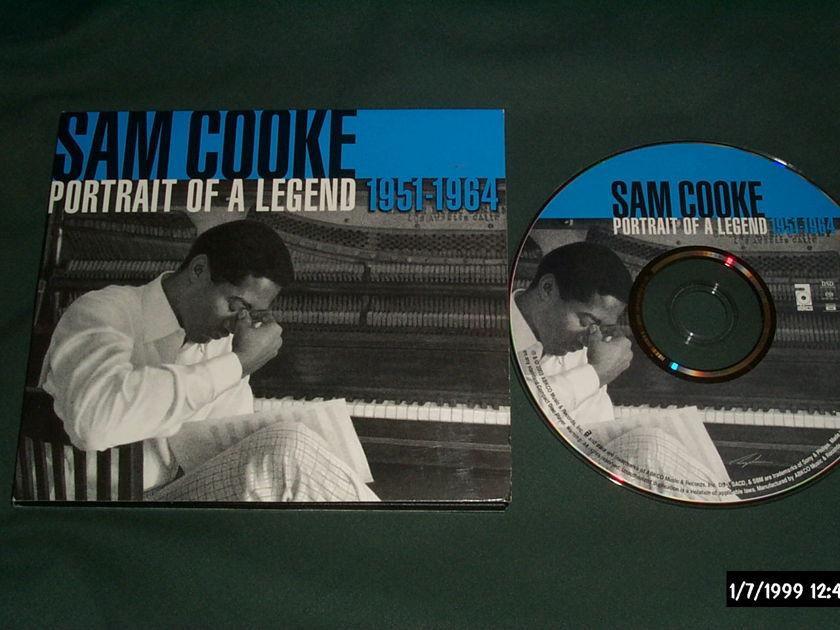 Sam Cooke - Portrait Of A Legend SACD hybrid NM
