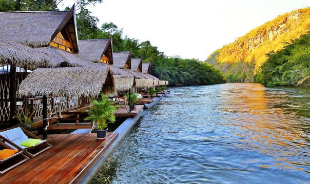 Путешествие на реку Квай 2 дня