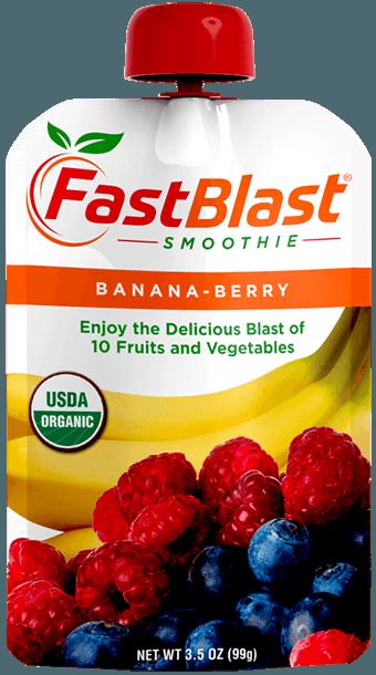 Fastblast smoothie