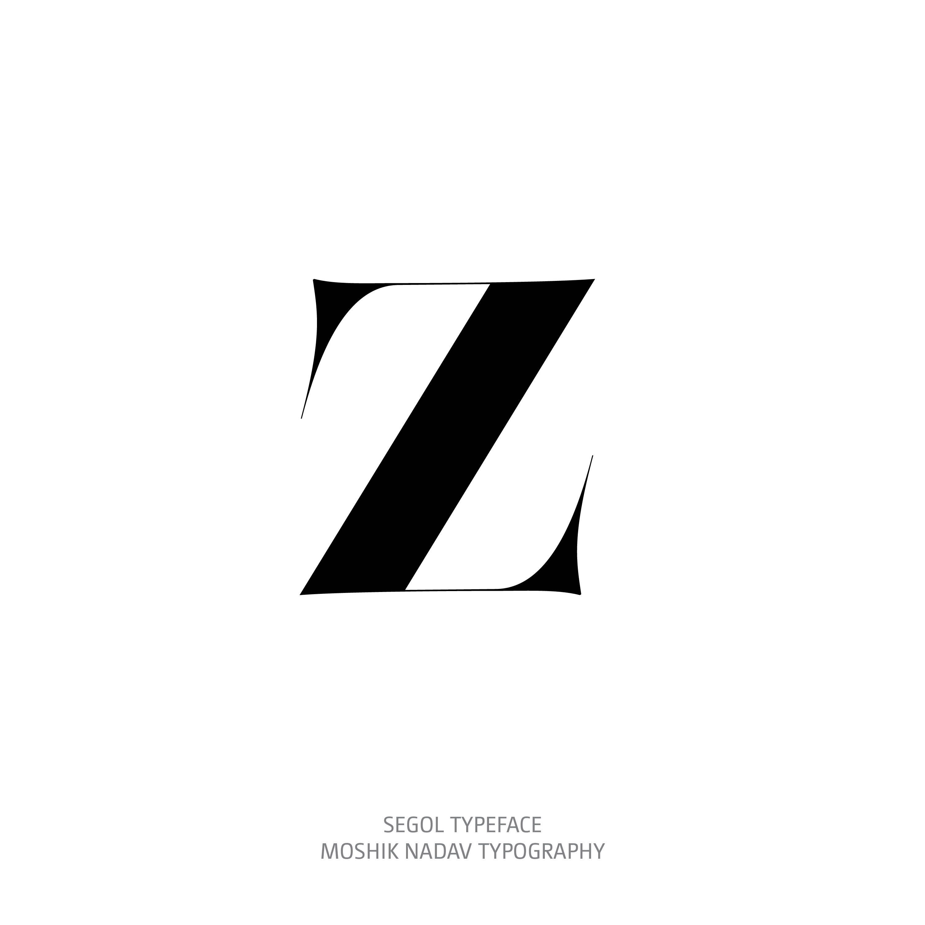 Segol Typeface z The Ultimate Font For Fashion Typography and sexy logos