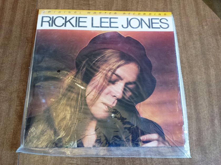 Rickie Lee Jones - Rickie Lee Jones NEVER PLAYED MFSL 1-089 MOBILE FIDELITY