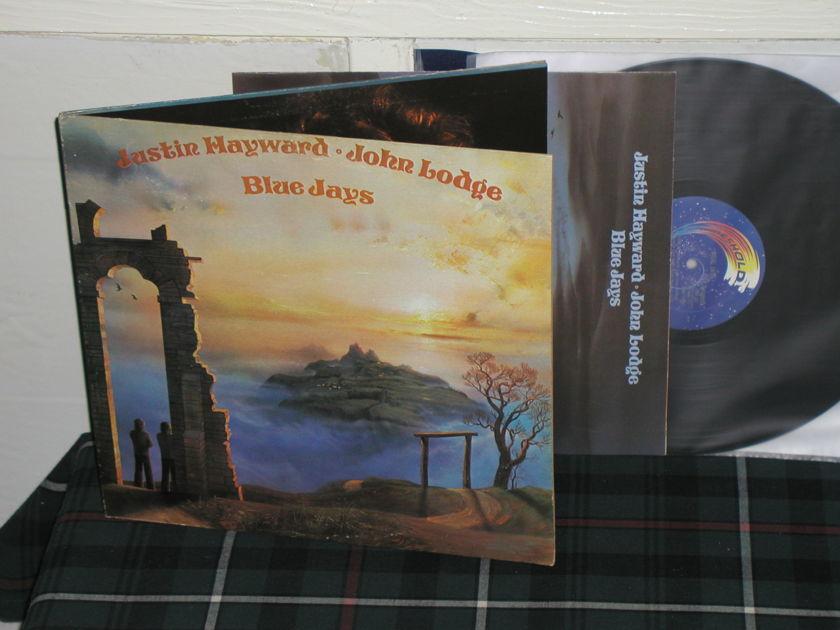 Hayward/Lodge - Blue Jays Gatefold w/insert 1st press.