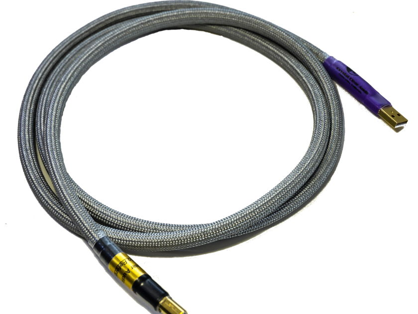 Crystal Clear Audio STUDIO REFERENCE USB cable 1.5m