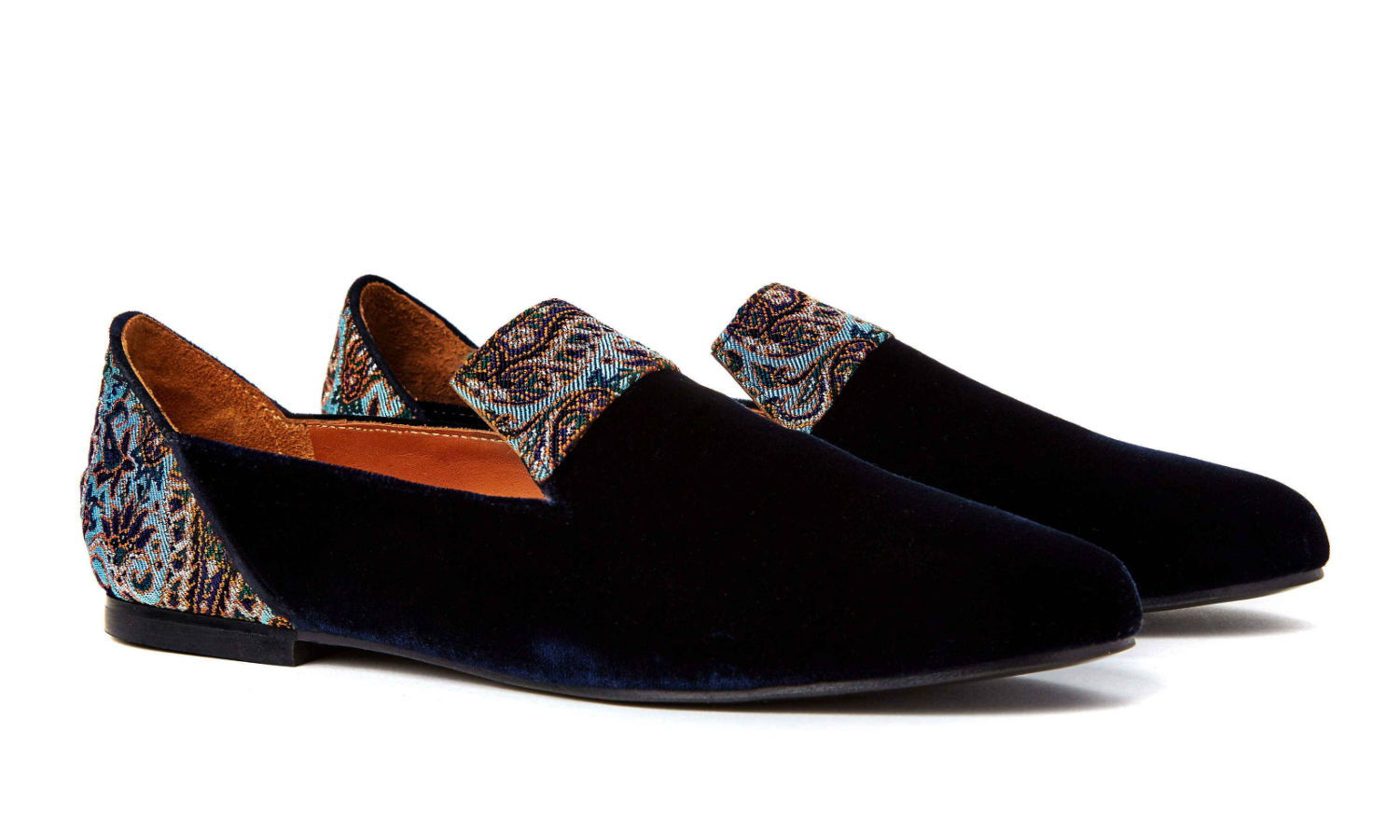 Bote A Mano Flat Loafer Shoes  Women Uk Made in Italy
