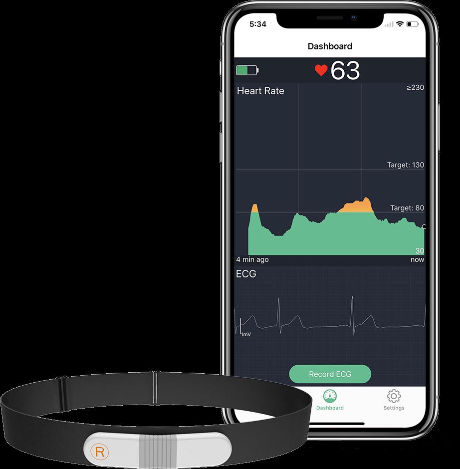 Wellue VisualBeat Heart Rate Monitor
