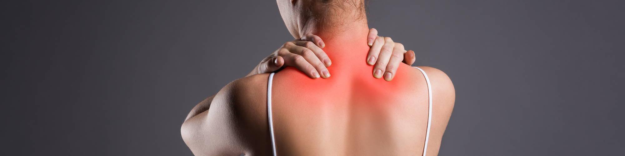 upper back pain office desk ergonomics