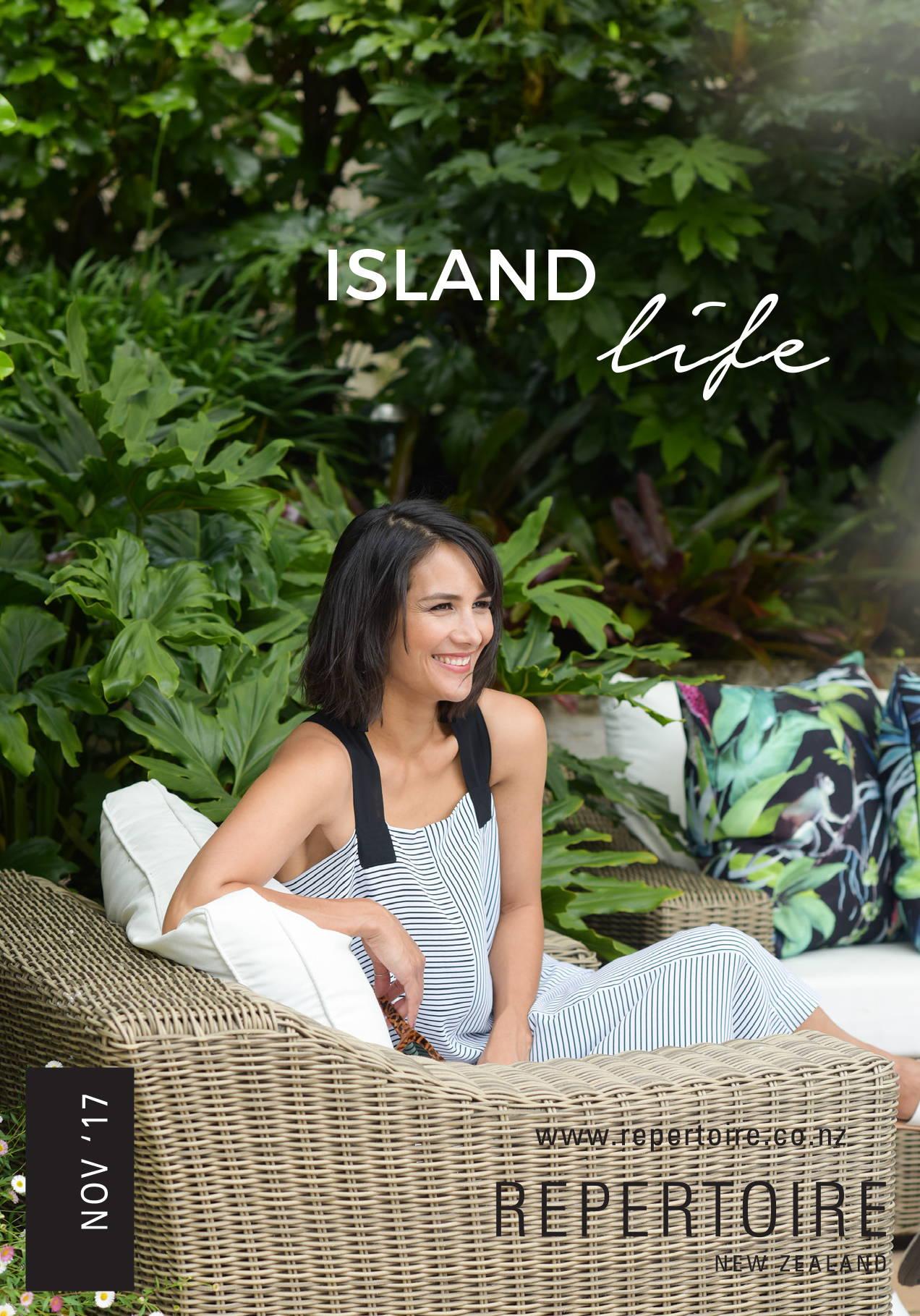 Island Life Lookbook