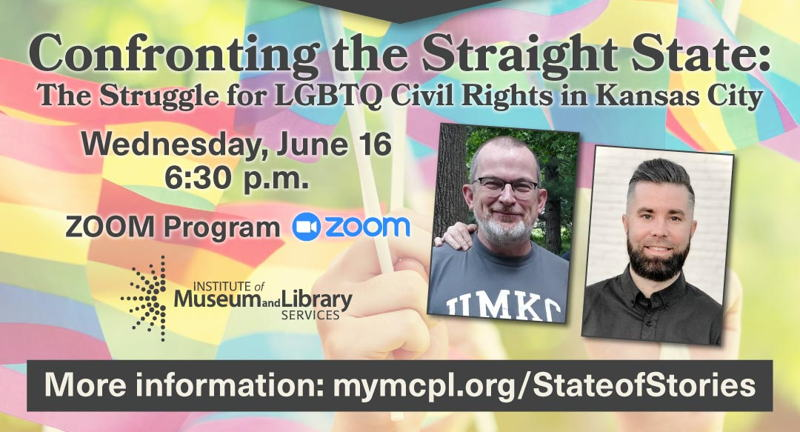 Confronting the Straight State: The Struggle for LGBTQ Civil Rights in Kansas City