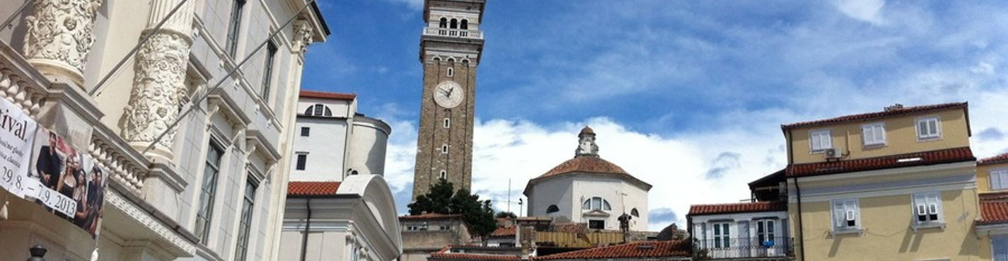 Словенское побережье Адриатики, Пиран, Копер, Порторож, авто-пешеходная экскурсия