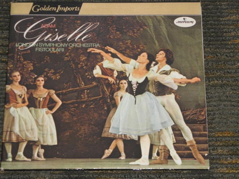 "Fistoulari/London Symphony Orch - Adam ""GISELLE"" Mercury Mercury Golden Imports SR2I-77003"