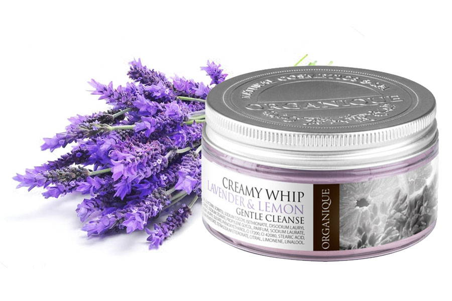 Creamy Whip Fluffy Body Wash Lavender And Lemon