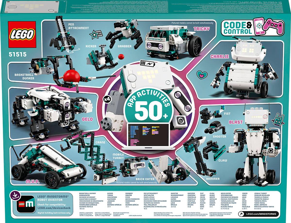 lego 51515 sets benefits