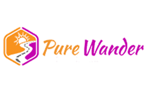 Logo for Pure Wander