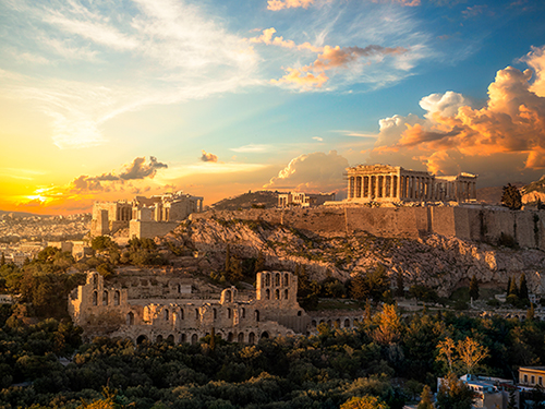 Greek real estate market – these places are worthwhile for investors