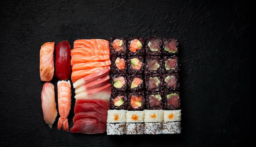 صورة Miyabi Sushi Media City