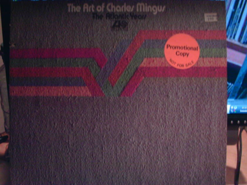CHARLES MINGUS - ART OF CHARLES MINGUS ATLANTIC