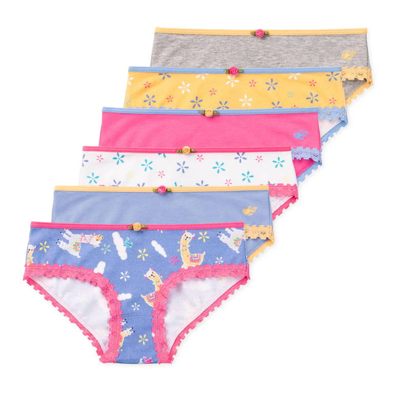 Ava Girls Bikini Underwear