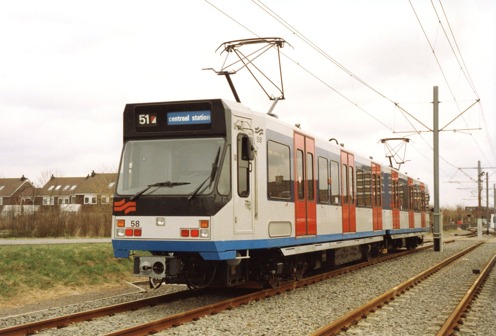 oude tram