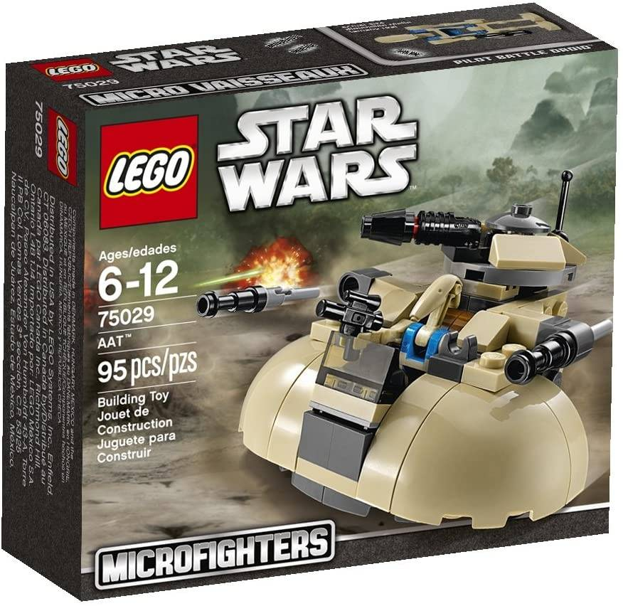 LEGO Star Wars Microfighters Series1 – Armored Assault Tank