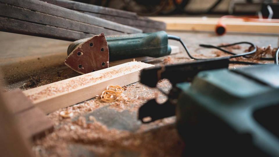Reconversion professionnelle - métier du bois