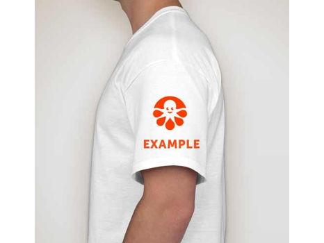 NCS Spirit Shirt Logo Sponsorship