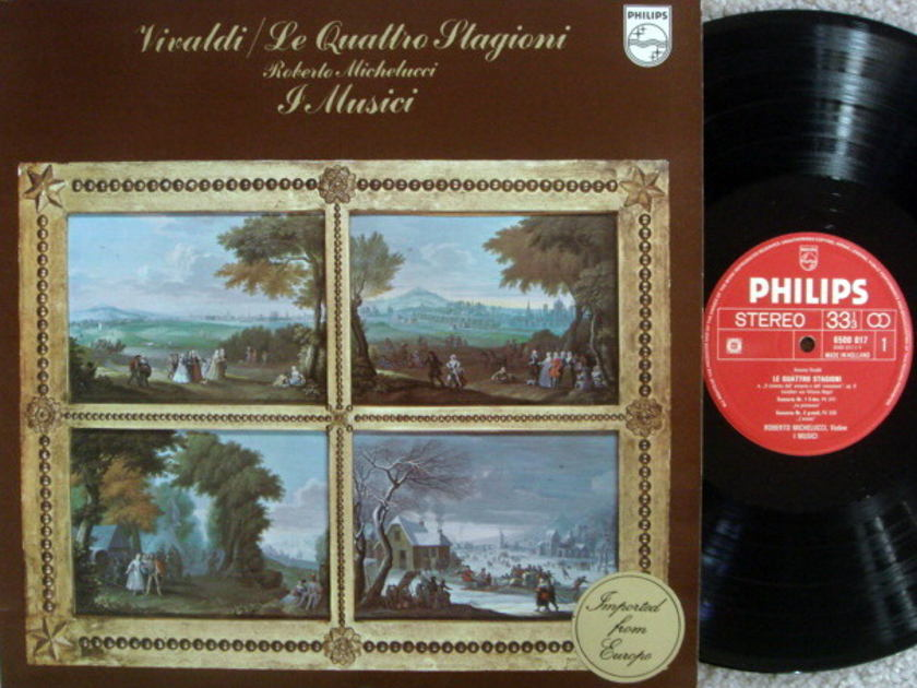 Philips / I MUSICI, - Vivaldi The Four Seasons, NM!
