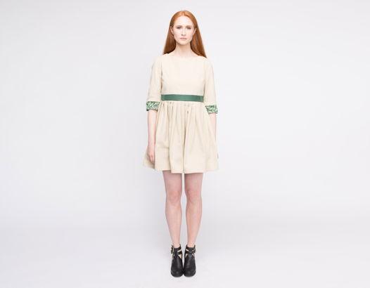 Платье Полианна (100% хлопок)