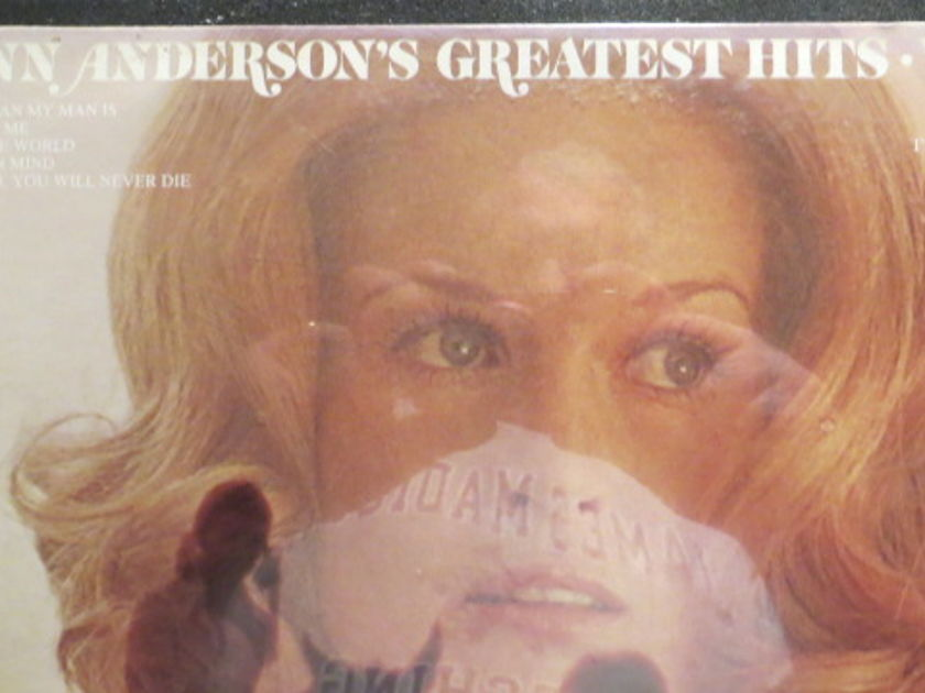 LYNN ANDERSON - GREATEST HITS VOL 2 SEALED NO BARCODE