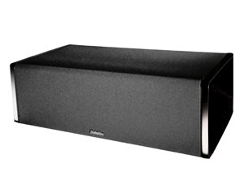 "Definitive Technology CLR2500 C/L/R2500 Center Speaker with 8"" 150 watt Built-in Powered Subwoofer"