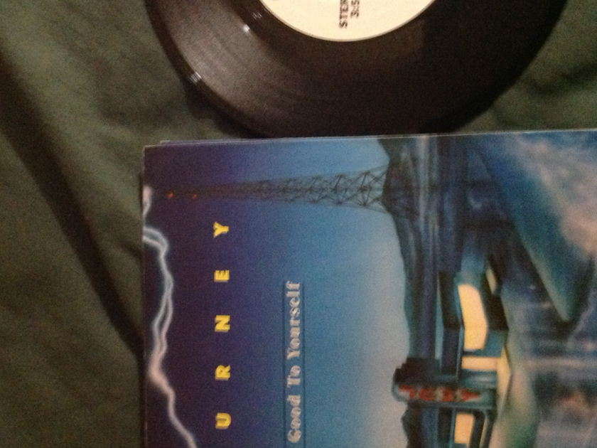 Journey - Be Good To Yourself  Promo 45 With Sleeve