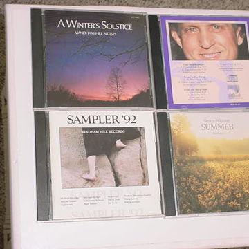 Sampler 92  A winters solstice