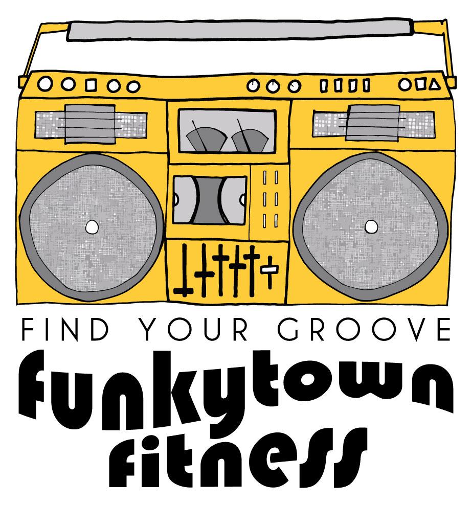 Funkytown Fitness logo