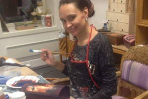 Creative course in Decoupage, half day